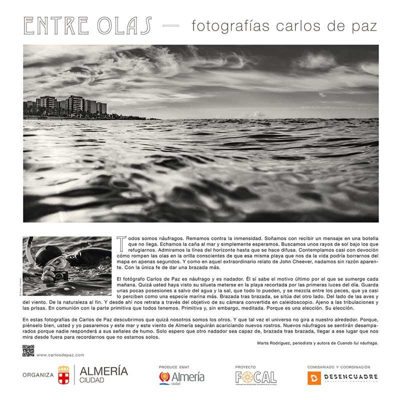 Entre Olas - Carlos de Paz